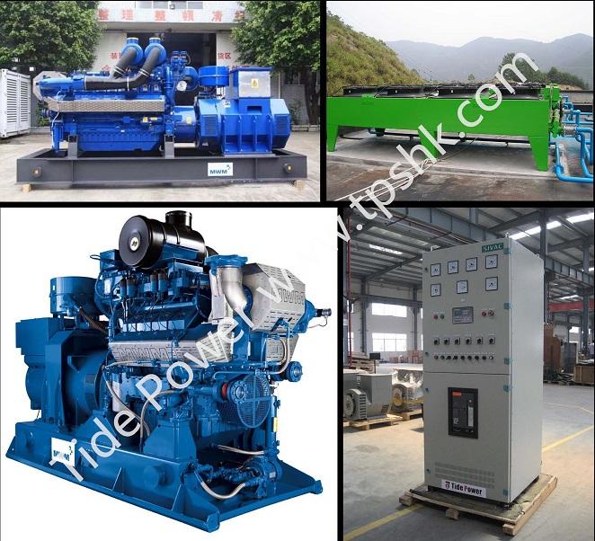 MWM /CUMMINS /LIEBHERR/DOOSAN PSI /PERKINS generator sets