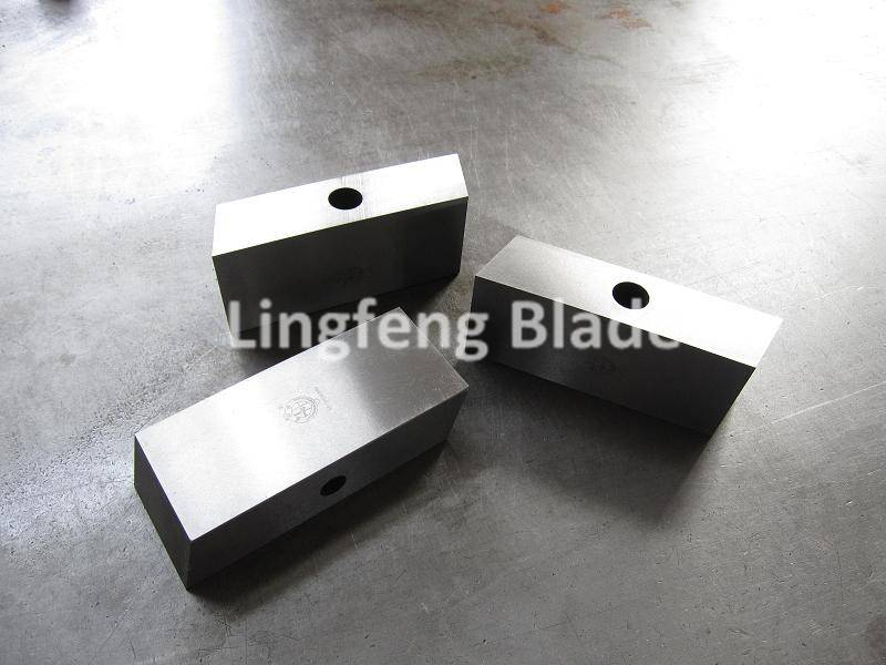 steel billet shear blade