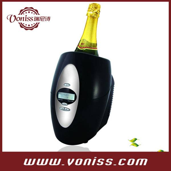 Wine Temperature Controller, Built-in More Than 37 Kinds Of Wine Best drinking temperature informati
