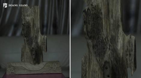 Faith Agarwood Carving