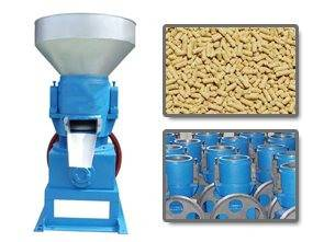 poultry feed pelletizer