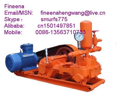 2NB coal mine mud pump