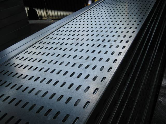 We manuf & export Cable Tray, Cable Ladders , cable Trunking , switch socket box