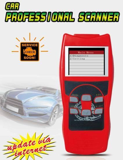 V801 Auto Scanner Scan Tool Audi VW SEAT Volkswagen