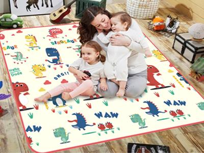 Nantong Best Today International Group baby play mat