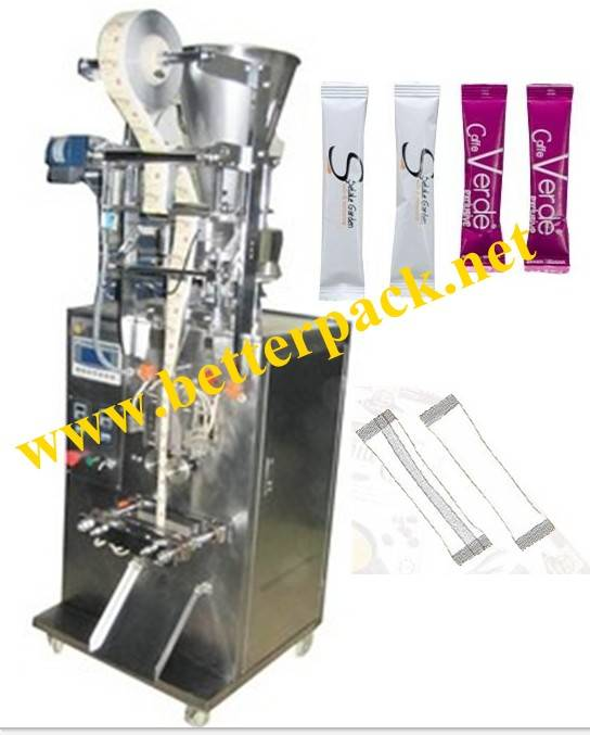 automatic sticks sugar packaging machinery