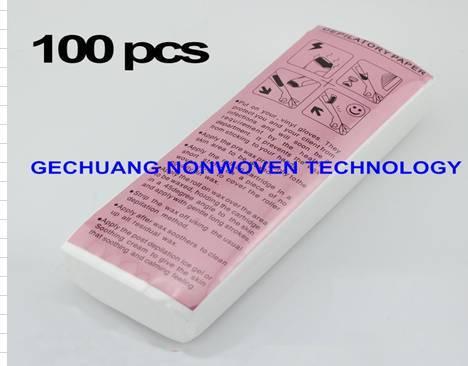 make-to-order epilating waxing paper for body hair 39 100pcs