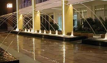 Indoor Dancing&Fountain