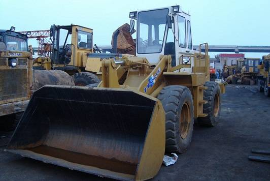 Used Wheeled Loaders Kawasaki 70Z-3