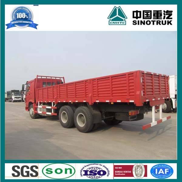 Howo 336hp 64 30 ton heavy Cargo Truck