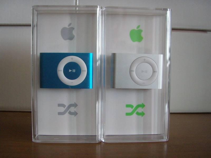 Sell Apple ipod shuffle 2nd Generation MP3 ipod nano ipod video