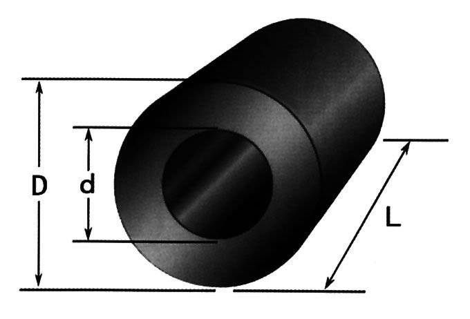 TALENT easy-fixing cylindrical type marine rubber fender with economical price