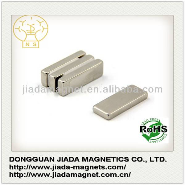 N52 Neodymium Block Magnet Manufacturer in China
