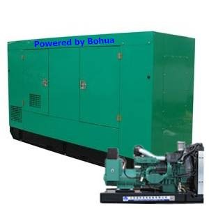 75kva 60kw Volvo Diesel Generating Set Generating Machine Power Plant Fuel Generator Set