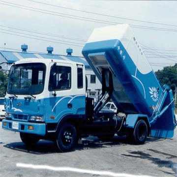 Special Machinery & Equipment[car / WASTE FOOD COLLECTOR]