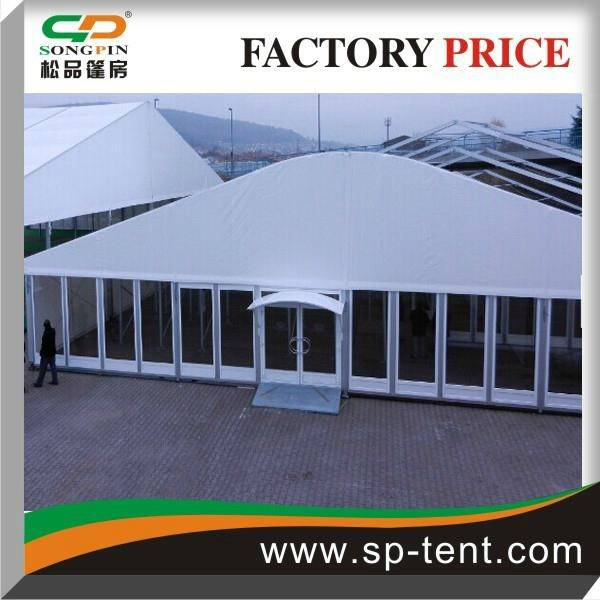 Big event tent for wedding party and exhibition made by songpin