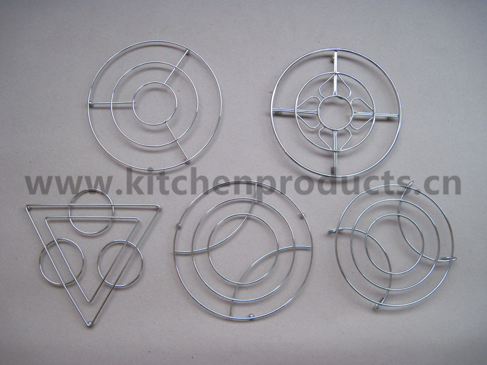 Metal products in Kitchen