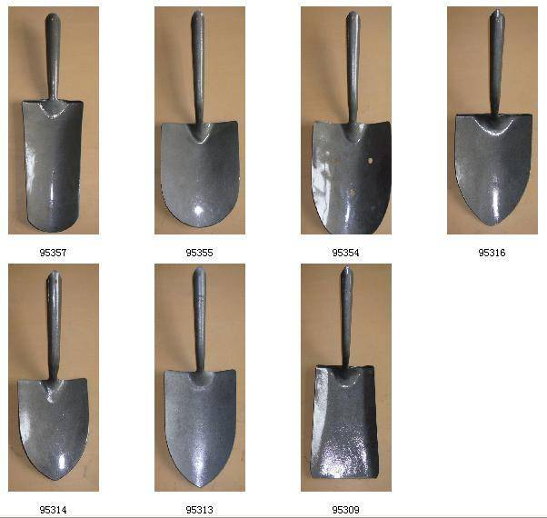 Rolling Forged Shovel & Spade (NS0003)