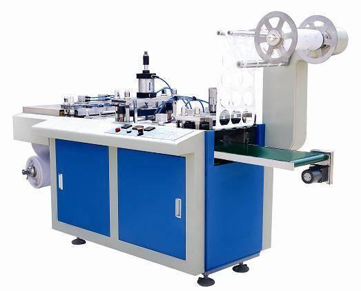ZD-350 Plastic Cover Machine