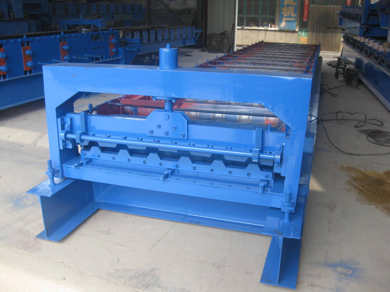 roll forming machine hot sell in India , PROMOTION
