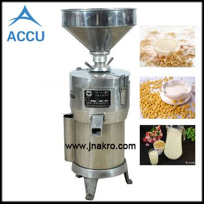 Commercial soybean soya milk grinder maker machine