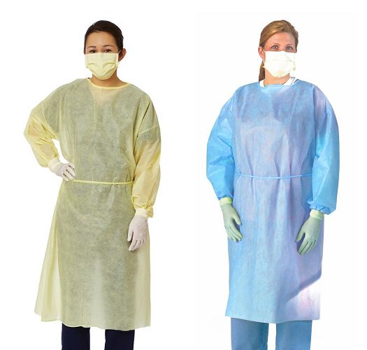 Isolation Suit, Surgical gown
