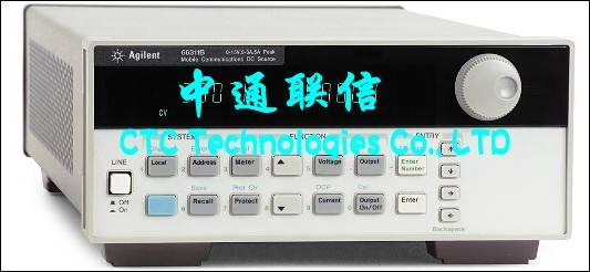 Buy Used Test Equipment Power Supply Agilent 66311B
