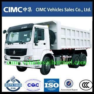 Sell HOWO dump truck