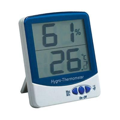 Hygro-thermometer: RT-811
