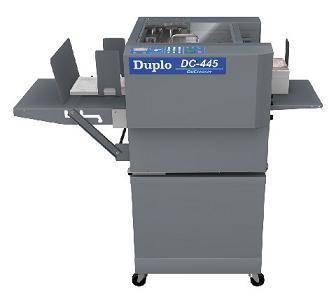 Duplo DC 445 Creaser