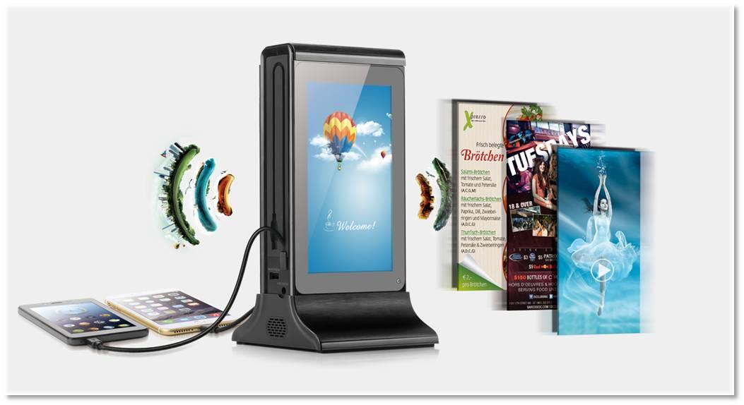 attractive Restaurant display equipment Cost-effective