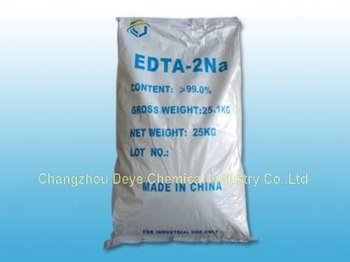 Ethylene diamine tetraacetic acid disodium salt (ETDA-2Na)