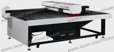 GZ1325M Metal & Non-metal Laser Cutting Machine from Guanzhi Industry Co., Ltd
