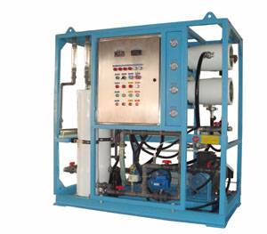 High output 20000L/H ro seawater desalination plant