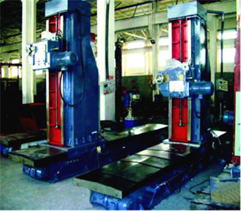 Beam Face Milling Machine  box beams face milling machine manufacturer