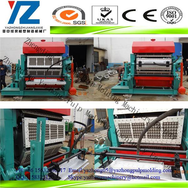offer Bottle Tray Making Machine