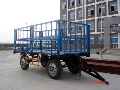high hurdles trailer