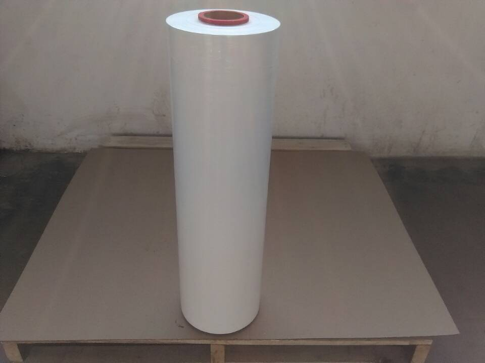silage wrap - CROPACK 750 -White color