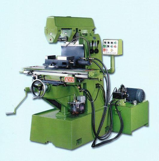 Taiwan Hydraulic horizontal milling machine. CF-1230H