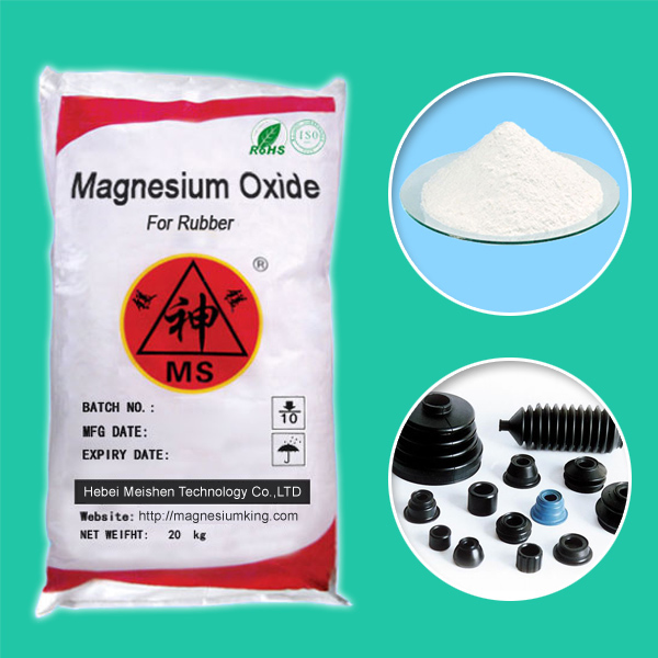 Magnesium Oxide for Rubber Product