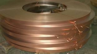 CuBe2Pb C17300 CW102C Beryllium Copper Strip