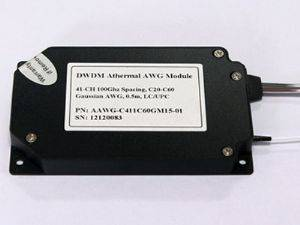 Flyin's 40CH Athermal AWG(AAWG/DWDM)
