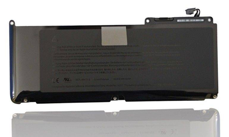 NEW Genuine Apple Macbook Unibody 13 A1342 A1331 Laptop Battery 63.5Wh