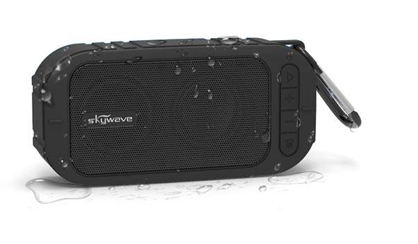Waterproof Portable Speaker SKY-F2 IPX4