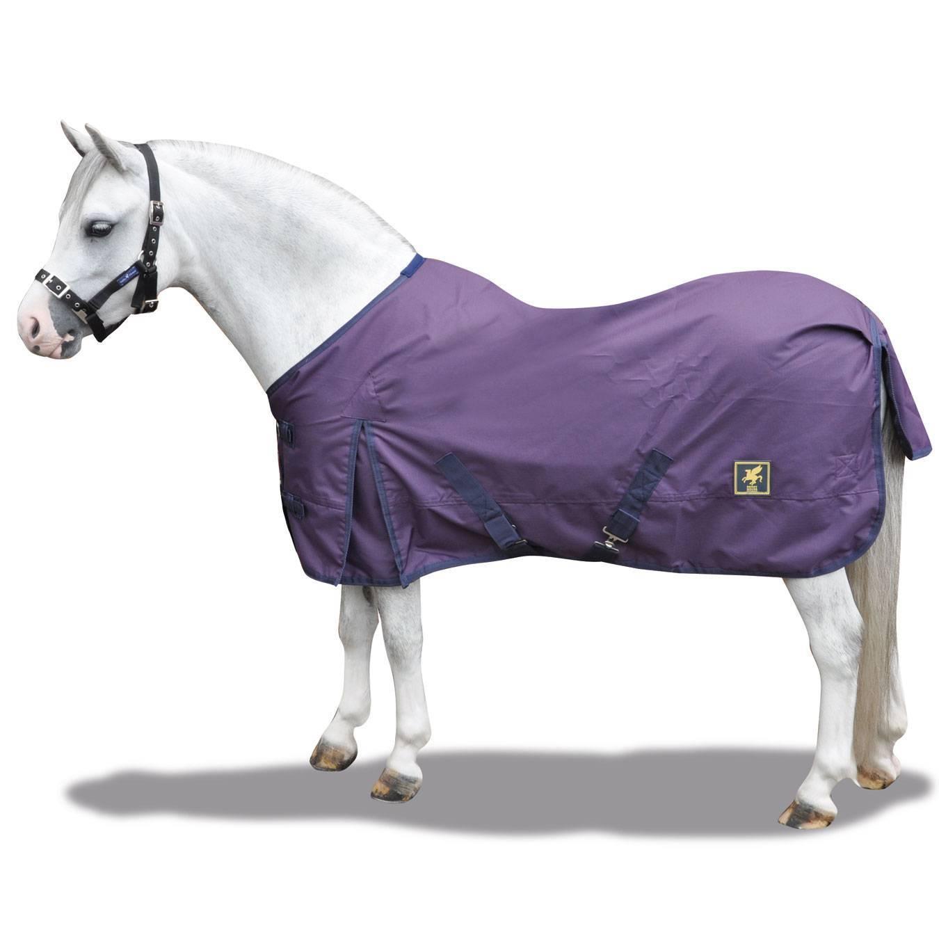 Fabric waterproof horse rugs