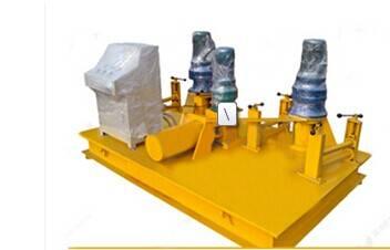 Beam bending machine WGJ300