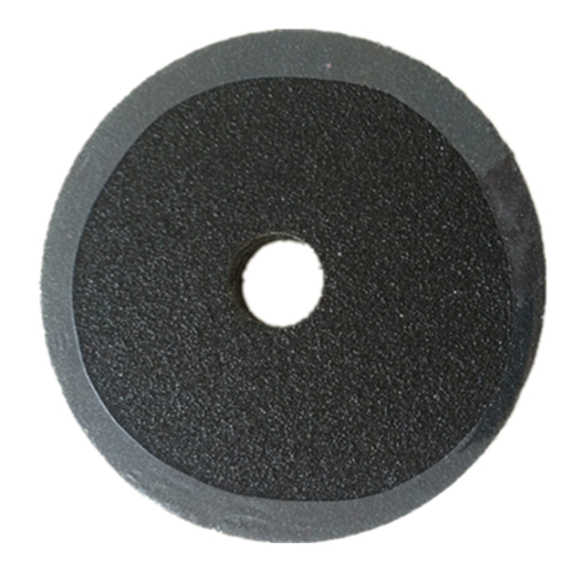High Quality 125mm 0.8mm round hole Abrasive Fiber Disk for stainless steel