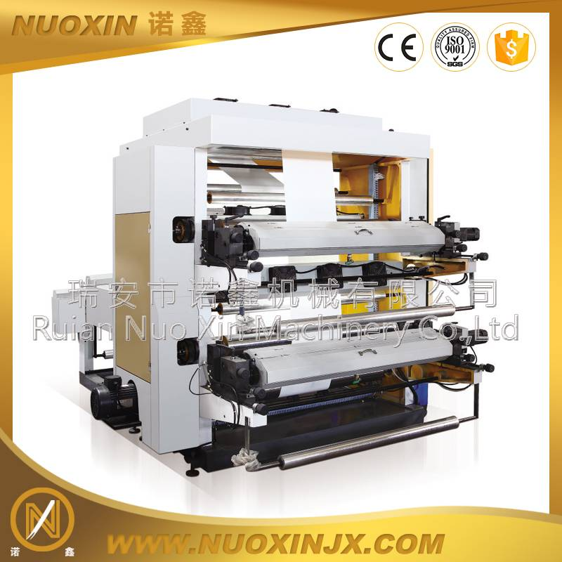 NX-21400 Two color Flexo Printing Machine