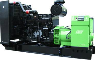 Diesel generator set (TC690)