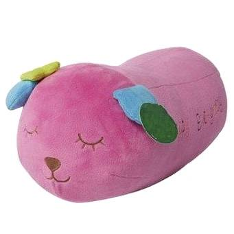 Red-pink Stuffing Pig Cushion